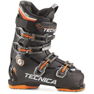 TECNICA TEN.2 90 HV MENS SKI BOOTS - BLACK