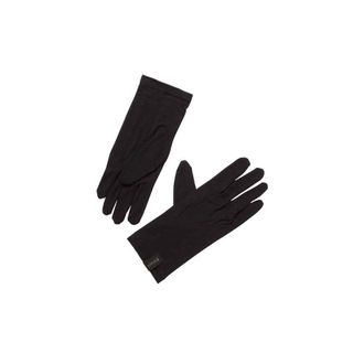 LE BENT LE DEFINITIVE GLOVE LINER - BLACK - SIZE XS