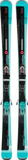 ROSSIGNOL 20 LADIES SKI FAMOUS 2/LOOK XPRESS W 10