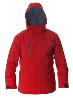 CARTEL MENS JACKET BALDFACE, RED