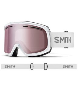SMITH RANGE ADULTS GOGGLES - WHITE IGNITOR MIRROR