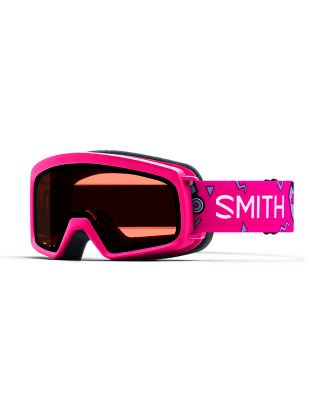 SMITH RASCAL KIDS GOGGLES - PINK SKATES WITH RC36 LENS