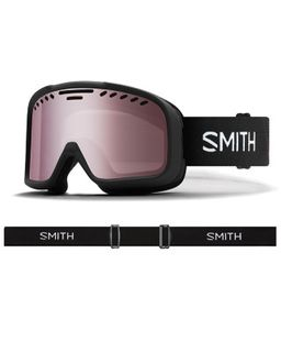 SMITH PROJECT MENS GOGGLES - BLACK WITH BLUE SENSOR MIRROR LENS