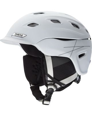 SMITH MENS HELMET VANTAGE, MIPS, WHITE, L