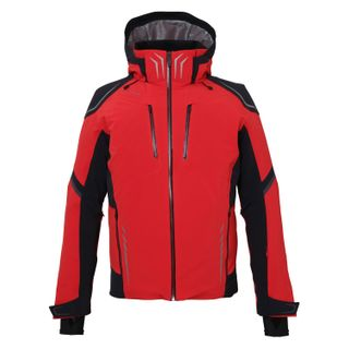 PHENIX MONZA MENS JACKET - RED - SIZE L