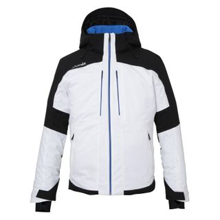 PHENIX SLOPE MENS JACKET - WHITE