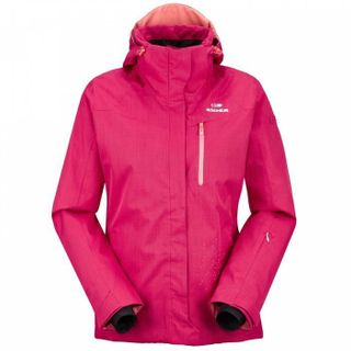 EIDER LAKE PLACID WOMENS JACKET - MIDNIGHT ROSE - SIZE 8