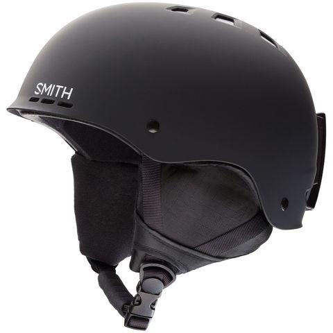 SMITH HOLT ADULTS HELMET - MATTE BLACK - SIZE L