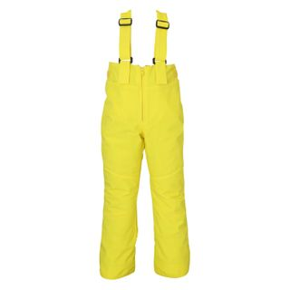 PHENIX TWIN PEAKS KIDS PANTS - LIGHT YELLOW - SIZE 8 - 12