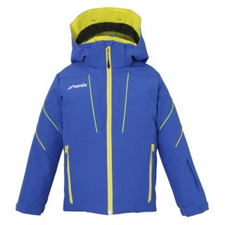 PHENIX TWIN PEAKS KIDS JACKET - BLUE