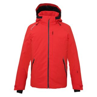 PHENIX LASER MENS JACKET - FL RED - SIZE S