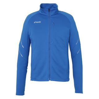 PHENIX PEAKS MENS FLEECE JACKET - BLACK