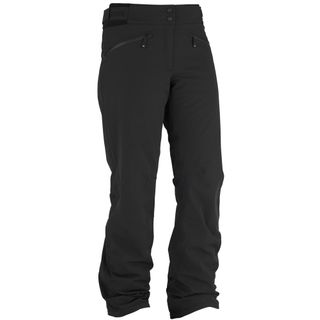EIDER ST ANTON WOMENS PANTS - BLACK