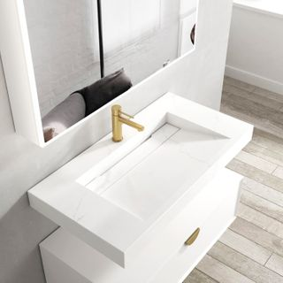 Solid Surface Basins