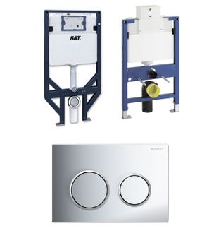 Inwall Cisterns & Plates