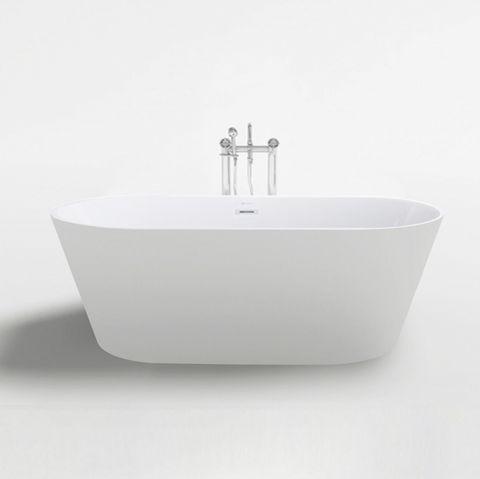 Voghera Bathtub 1500 White