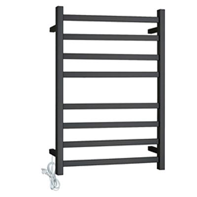 Heat Towel Rail 8 Bars Sq L B