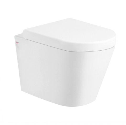 Alzano Wall Hung Box Rim Pan