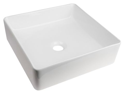 Cubix White Basin 360x360