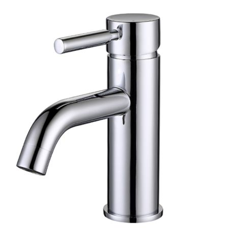 Pavia Curved Basin Mixer Ch