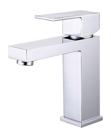 Taran Basin Mixer Chrome