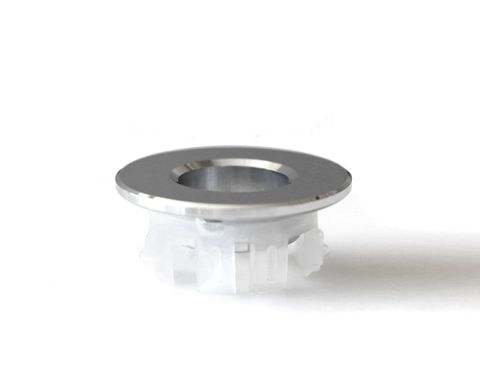 Basin Overflow Ring Chrome