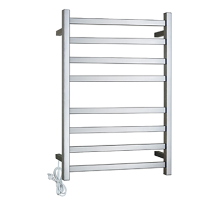 Heat Towel Rail 8 Bars Sq R