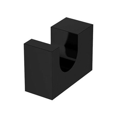 Taran Robe Hook Blk