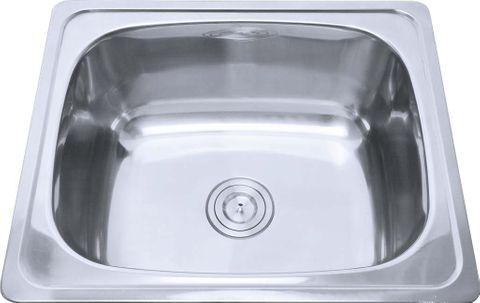 Laundry Sink 45L 600x500x250