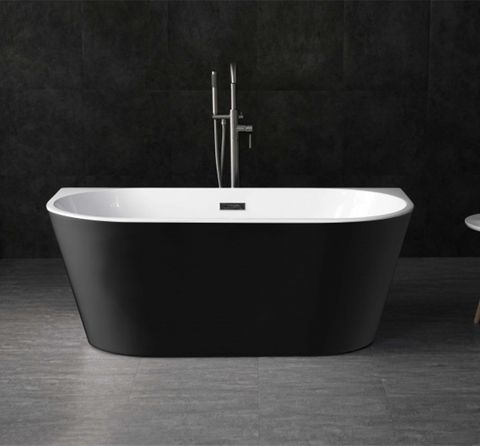 Verona BTW Bathtub 1500 Blk