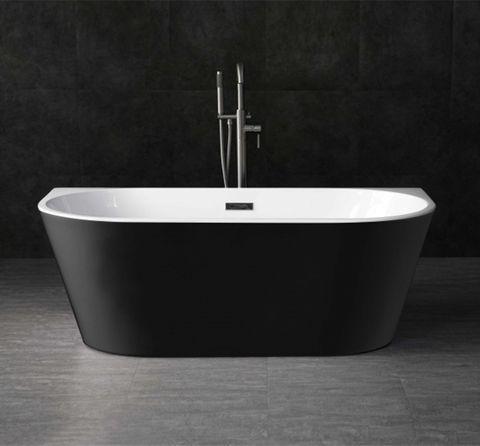 Verona BTW Bathtub 1700 Blk