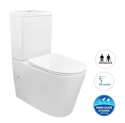 Feanza Tornado Toilet Suite