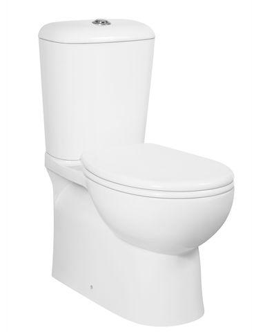 Pavia BoxRim Toilet Back Inlet