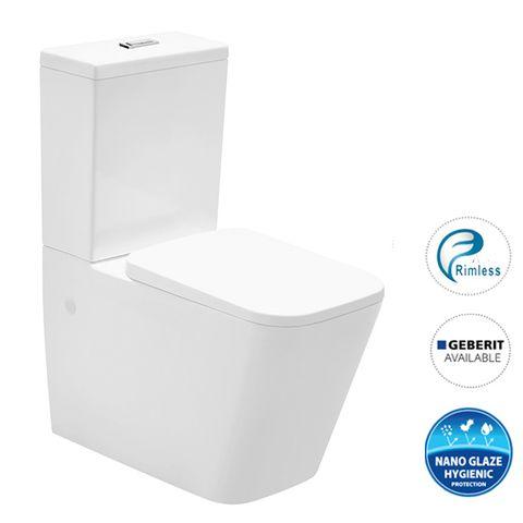 X-Cube Rimless Toilet Suite