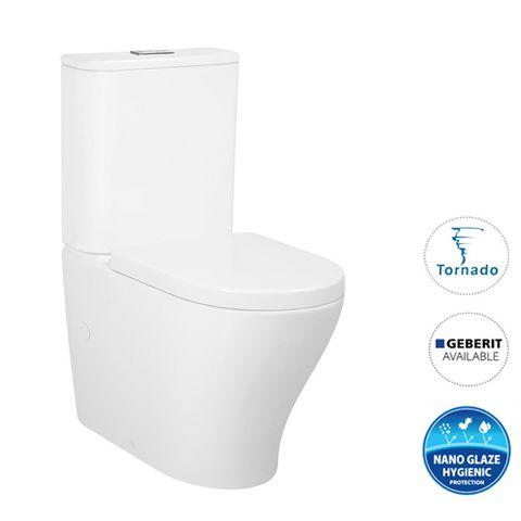 Zenitti Tornado Toilet Suite