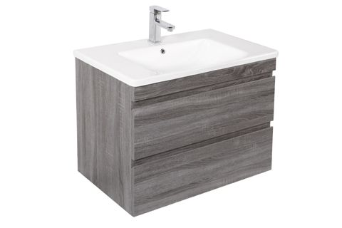 DM750 Amazon Grey WH Vanity