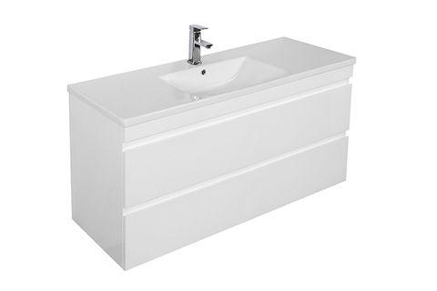DM900 Gloss White WH Vanity