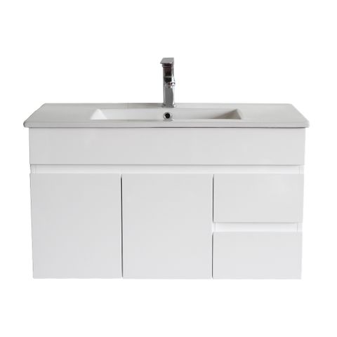 Canali 900 Wh R Draw Vanity
