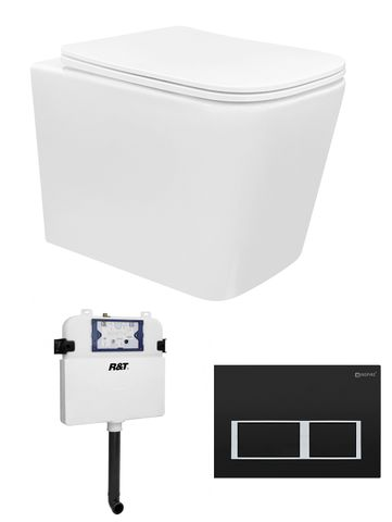 X-Cube Wall Face Pan R&T Set