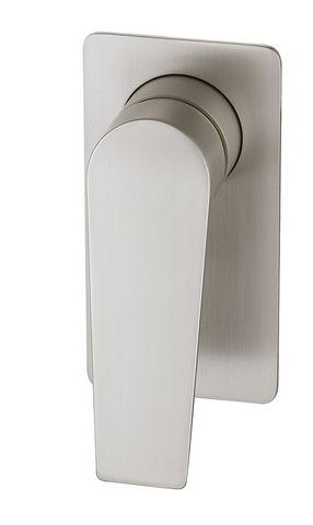 Zevio Shower Wall Mixe BN