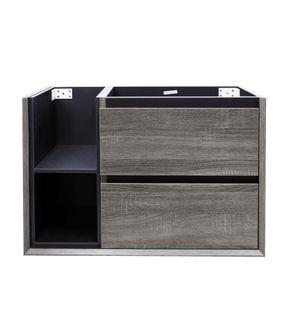 Amazon Grey L/Shelf Cab 750