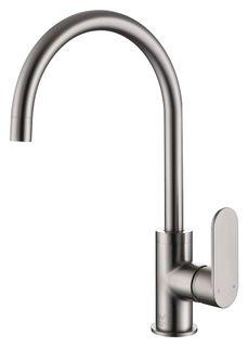 Vetto Sink Mixer Brush Nickel
