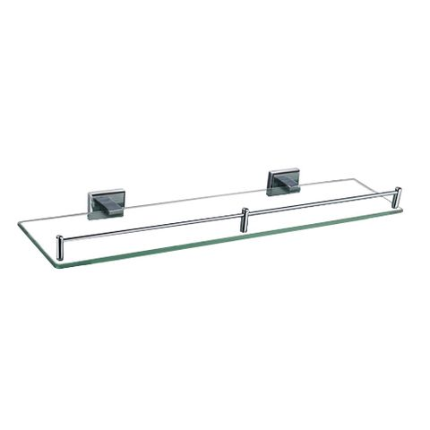 Builder Clear Glass Shelf