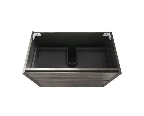 Max 600 WH A/Grey Drawer