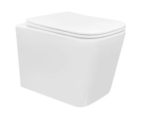 X-Cube Rimless Wall Faced Pan