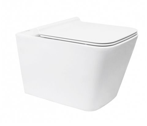 X-Cube Wall Hung Rimless Pan