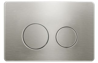 Brush NIKL Stailess Push Plate
