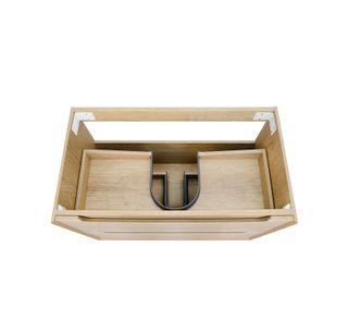 Byron 750mm Nat.Oak Cabinet
