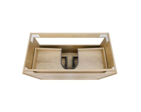Byron 900mm Nat.Oak Cabinet
