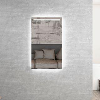 BOSTON LED Rect Mirror1000x600